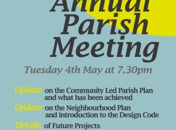 The Annual Parish Meeting